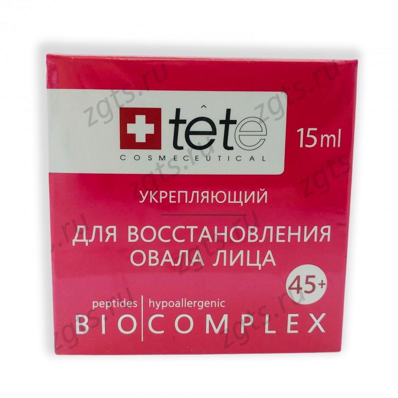 Биокомплекс укрепляющий для восстановления овала лица