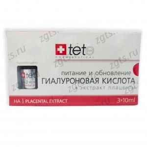 Низкомолекулярная гиалуроновая кислота + экстракт плаценты
