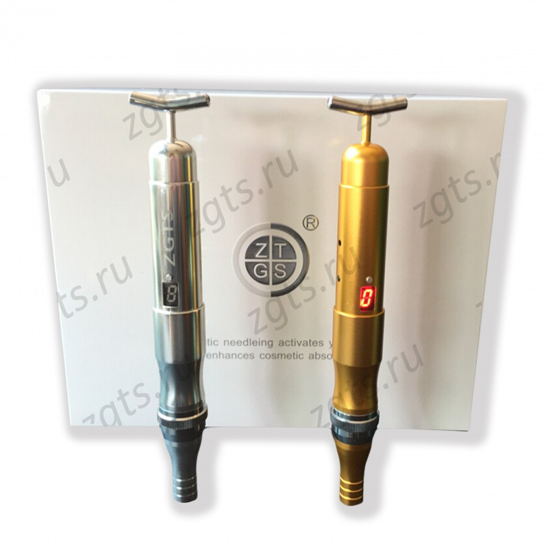 Дермапен ZGTS Micro Skin Needling Pen with Beauty Lifting Face Bar