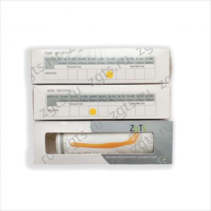Набор мезороллеров VIP Gold-220 - комплект из 3 по цене 2